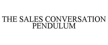 THE SALES CONVERSATION PENDULUM