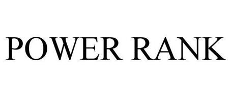 POWER RANK