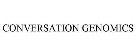 CONVERSATION GENOMICS