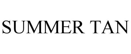 SUMMER TAN