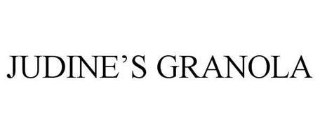 JUDINE'S GRANOLA
