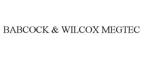 BABCOCK & WILCOX MEGTEC