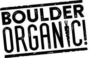 BOULDER ORGANIC!