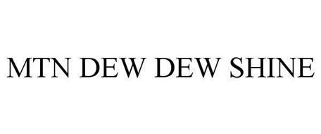 MTN DEW DEW SHINE