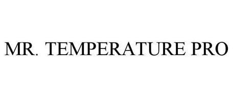 MR. TEMPERATURE PRO