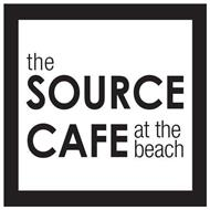 THE SOURCE CAFE AT THE BEACH