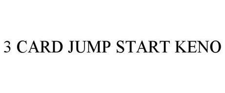 3 CARD JUMP START KENO