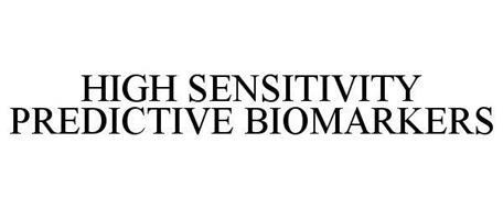 HIGH SENSITIVITY PREDICTIVE BIOMARKERS