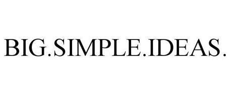 BIG.SIMPLE.IDEAS.