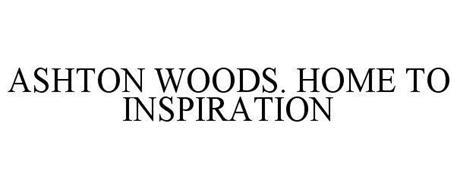 ASHTON WOODS. HOME TO INSPIRATION