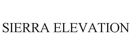SIERRA ELEVATION