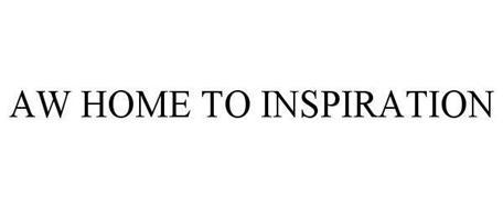 AW HOME TO INSPIRATION