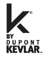 K BY DUPONT KEVLAR