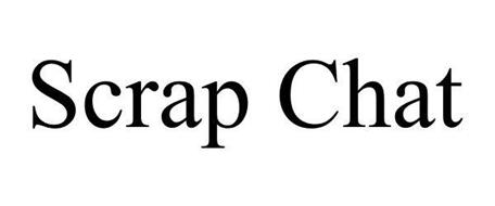 SCRAP CHAT