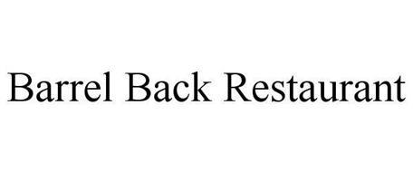 BARREL BACK RESTAURANT