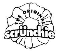 THE ORIGINAL SCRÜNCHIE