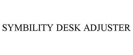 SYMBILITY DESK ADJUSTER