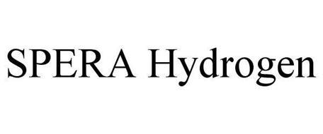 SPERA HYDROGEN