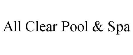 ALL CLEAR POOL & SPA