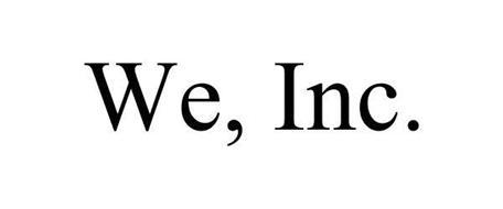 WE, INC.