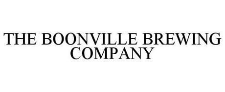 THE BOONVILLE BREWING COMPANY