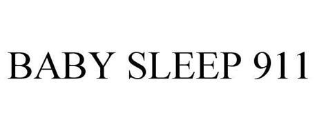 BABY SLEEP 911