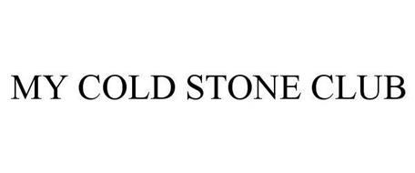 MY COLD STONE CLUB