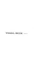 TOOL BOX BY WOODCRAFT