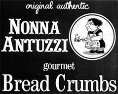 ORIGINAL AUTHENTIC NONNA ANTUZZI GOURMET BREAD CRUMBS