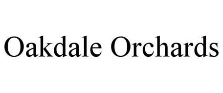 OAKDALE ORCHARDS