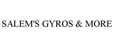 SALEM'S GYROS & MORE