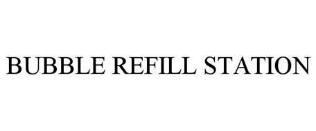 BUBBLE REFILL STATION