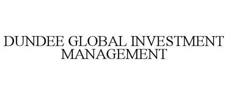 DUNDEE GLOBAL INVESTMENT MANAGEMENT