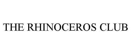 THE RHINOCEROS CLUB