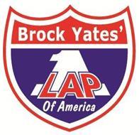 BROCK YATES 1 LAP OF AMERICA