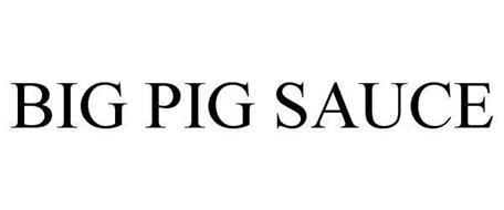 BIG PIG SAUCE