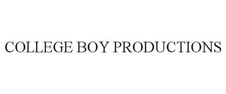 COLLEGE BOY PRODUCTIONS