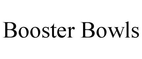 BOOSTER BOWLS