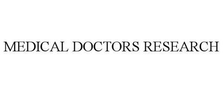 MEDICAL DOCTORS RESEARCH