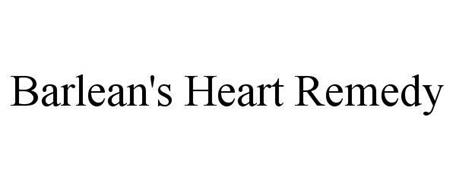 BARLEAN'S HEART REMEDY