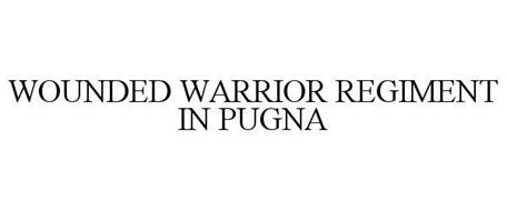 WOUNDED WARRIOR REGIMENT IN PUGNA