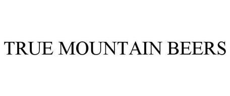TRUE MOUNTAIN BEERS