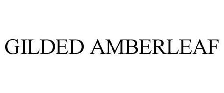 GILDED AMBERLEAF
