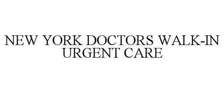 NEW YORK DOCTORS WALK-IN URGENT CARE