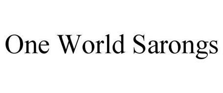 ONE WORLD SARONGS