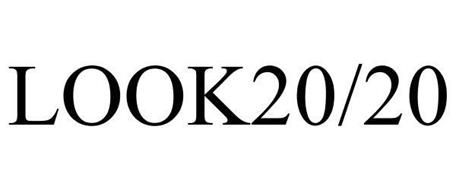 LOOK20/20
