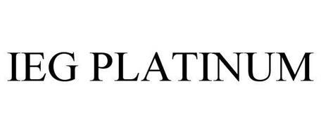 IEG PLATINUM