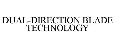 DUAL-DIRECTION BLADE TECHNOLOGY