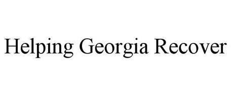 HELPING GEORGIA RECOVER