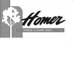 HOMER TREE CARE INC.